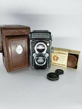 Rolleiflex Automat 75mm f3.5 Carl Zeiss Jena
