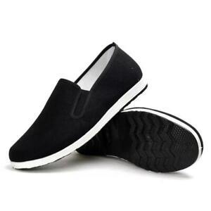 Canvas Bruce Lee Martial Arts Shoes Kung Fu Tai Chi Wingchun Sneakers Eu35~EU47