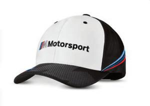 Original BMW ///M Motorsport Team Cap Basecap DTM 80162461127