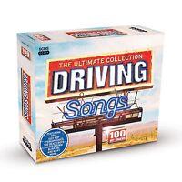 DRIVING SONGS- ULT.COLLECTION 5 CD (THE TURTLES, CHUCK BERRY, TOM JONES...) NEU