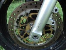 01 KAWASAKI ZR7 ZR7S front brake rotors