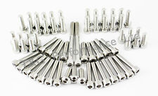 Triumph Sprint RS 955i Stainless Engine Covers Bolts Kit