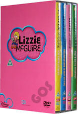 Lizzie McGuire The Complete Series 1 One Disney Channel American Teen Comedy DVD