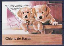 BLOC   chiens  Guinée  1997