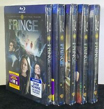 FRINGE + THE COMPLETE SERIES + BLU-RAY BRAND NEW + SEALED