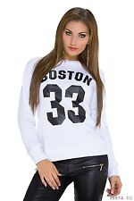 Women's Winter High Quality 'Boston 33' Fleece Jumper Cardigan UK size 12-14