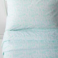 NEW Playful Practice Sheet Set Mint - Pillowfort Twin Music Arts