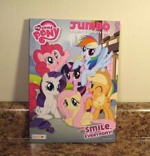 My Little Pony Coloring and Activity Book Smile Every Pony NEW