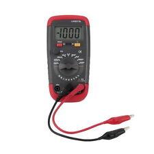 UA6013L Auto Range Digital LCD Capacitor Capacitance Test Tester Meter NEW UL