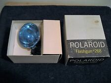 POLAROID FLASHGUN #268 in box