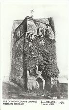 Isle of Wight Postcard - St Helens - Tower c1893 U802