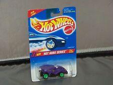 Purple Vampyra Hot Wheels Hot Hub Series Car