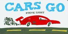 Cars Go (Board Book)