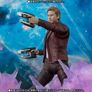 S.H. Figuarts Guardians of the Galaxy 2 Star Lord & Explosion figure set Bandai