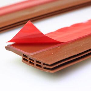 Door Bottom Seal Strip Draft Wind Stoppers Under Door Sweep Weather Stripping