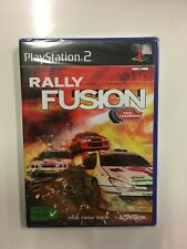 RALLY FUSION - PS2 Playstation - PAL - NEUF -