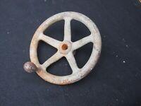 Vintage 3219 Atlas? Bridgeport? Logan? Lathe/Mill Crank Adjusting wheel