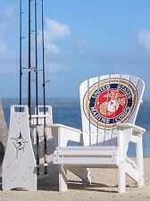 Engraved Adirondack Chair - United States Marine Corps.