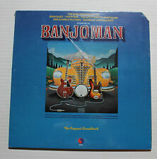 VARIOUS Banjoman OST Sire Rec SA-7527 US 1977 M SEALED 4B