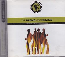 BRAND NEW HEAVIES - PLATINUM COLLECTION - CD - NEW