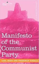 Manifesto of the Communist Party by Karl Marx (2006, Paperback)