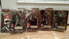 PIRATES OF THE CARIBBEAN ACTION FIGURE SET CURSE OF THE BLACK PEARL SERIES 1