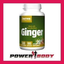 Ginger Capsule Vitamins & Minerals