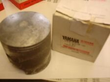 NEW YAMAHA PISTON #8V0-11636-00-00 2nd over .050 BORE VINTAGE SNOWMOBILE pz PZ