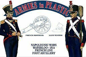 ARMIES IN PLASTIC FRENCH LINE FOOT ARTILLERY | 5602