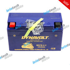 2011 For YAMAHA YW125 (Bee Wee) A DYNAVOLT Battery - 20