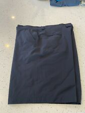 Men's Under Armour Golf Shorts Size 42 Casual Shorts Blue EUC!
