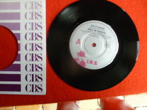 DO IT AGAIN WALL OF VOODOO VINYL RECORD 45 IRS RECORDS 1987