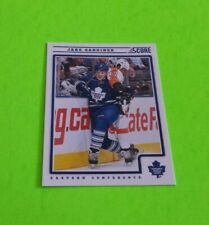 2012/13 Score Hockey Jake Gardiner Card #435***Toronto Maple Leafs***