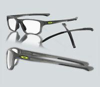 dfe2b8cecf Authentic Oakley 0OX8136 CROSSLINK FIT 813602 SATIN GREY SMOKE Eyeglasses