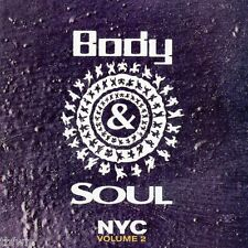 Body & soul NYC vol. 2-CD mixed-house Deep House-wave Music