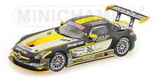 Minichamps 2013 MERCEDES BENZ SLS AMG GT3 WINNER Bathurst 1:18*New Stock!