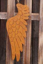 Engelsflügel zum Aufhängen Rostoptik Fensterschmuck Flügel Weihnachten Dekoratio