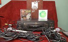 Hyunhdai Premier 99 Karaoke Machine With 60 Song Country Music CD+G/PICK UP ONLY