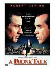 A Bronx Tale DVD NEW Robert Deniro Drama, Action Vintage Now Shipping!