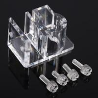 New Acrylic Aquarium Hose Tube Fixing Clip Clamp Holder For Water Pipe Hot Sale