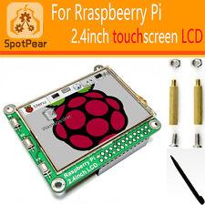 Raspberry Pi 3 module B/2B/B+/A+  2.4 inch Touchscreen,48MHZ high speed Display