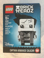 LEGO BrickHeadz Captain Armando Salazar 41594 Pirates Caribbean NEW Damaged Box