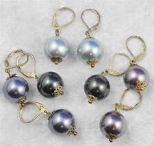 Vintage Pierced Earring Lot