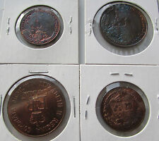 Canada RCM Bronze Medal Lot 1927 1939 x 2  1953