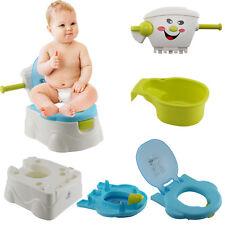Kids Baby Toddler Toilet Children Pee Music Training Potty Seat Chair Trainer AU