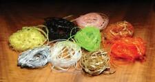 Hareline Flach Diamant Borte - Verschiedene Farben Verfügbar - Zum Fliegenbinden