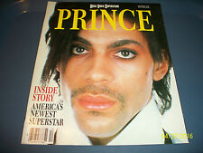 Rock Video Superstars featuring the late PRINCE - December 1984 BRAND NEW