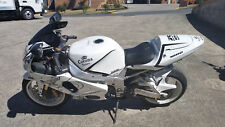 Suzuki GSXR1000 5/01 Race or Repair Cheap