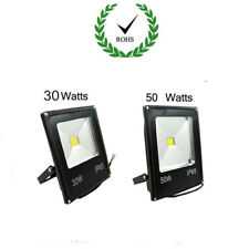LED Flood Light 30W/50W Spotlight Landscape Security Modern Square Garden Yard