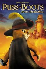Puss In Boots Movie Novelization ( Bergen, Lara ) Used - VeryGood